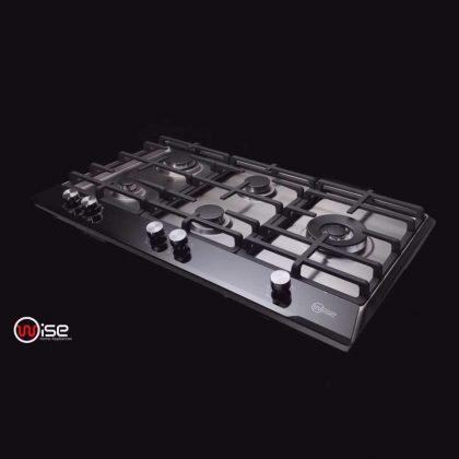 فیلم صنعتی گاز آشپزخانه