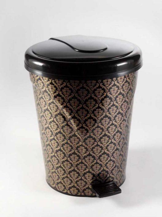 تیزر تبلیغاتی سطل زباله ونوس پلاستیک